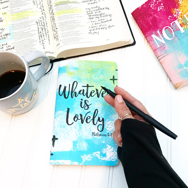 bible journaling starter kit