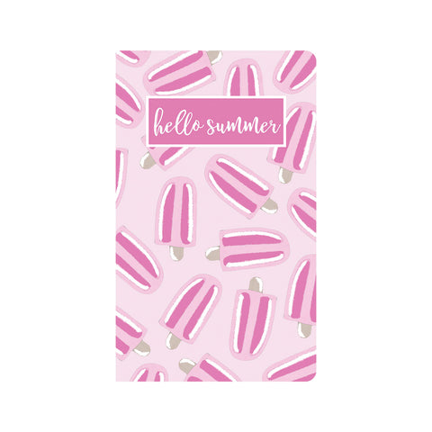 Pink Popsicles Journal