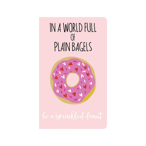 Pink Donut Journal