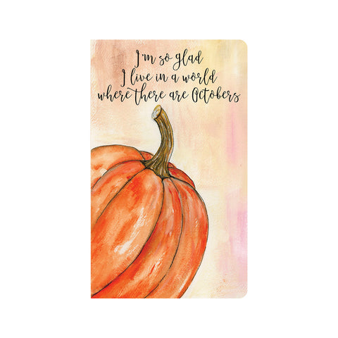 Pumpkin Bliss Journal