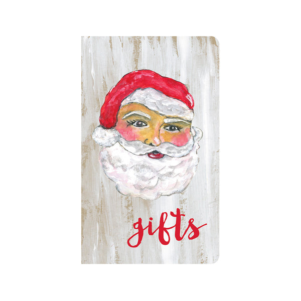 Santa Christmas Journal