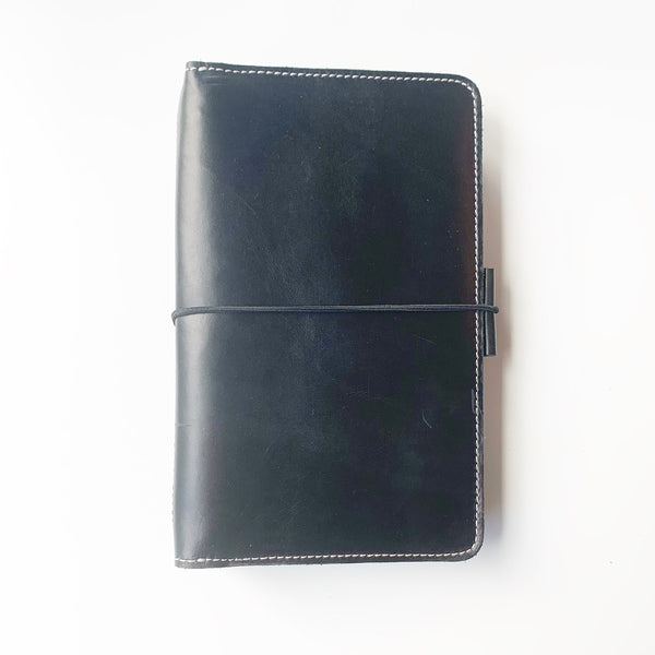 The Sofia Everyday Organized Leather Traveler's Notebook