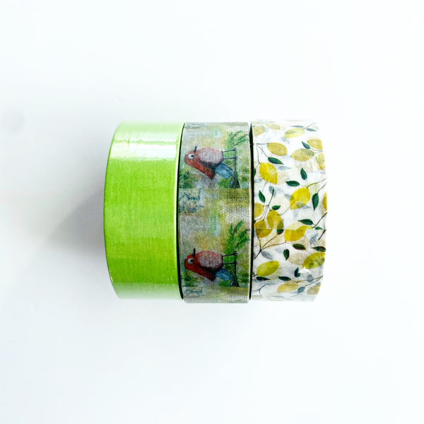 Spring is Here Tape Collection