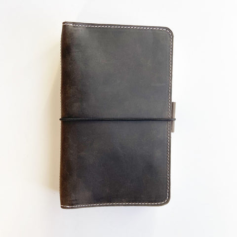 The Stella Out and About Leather Traveler's Notebook