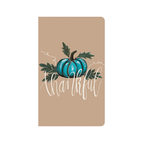 Teal Pumpkin Journal