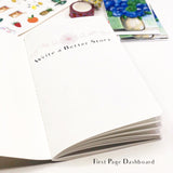 Red Rose Bluebird Planner