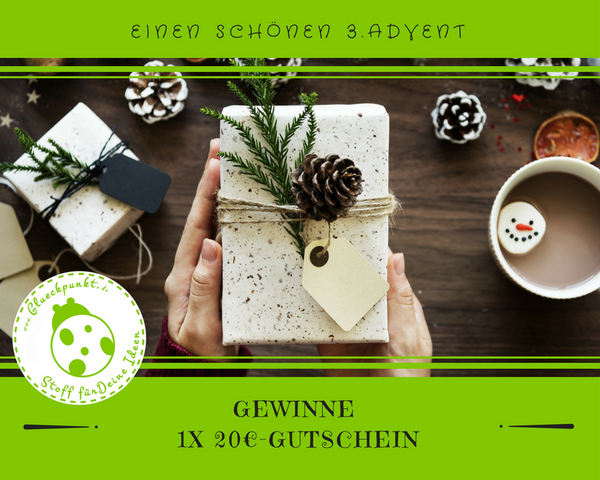 🎄 Adventskalender Türchen Nr. 17 🎄