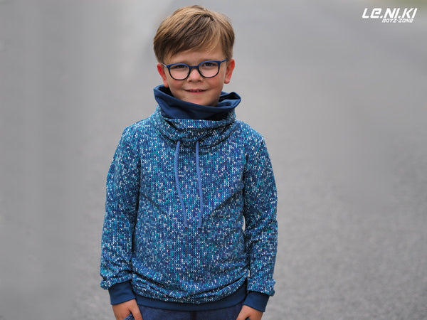 "⭐ SAHNESCHNITTE  - ""Loopy"" von Mini & Me Patterns ⭐"