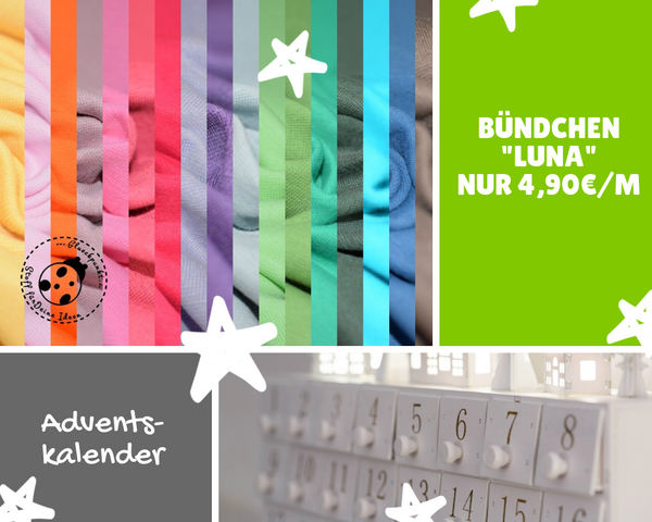 🎄 ADVENTSKALENDER - Türchen Nr. 1 🎄