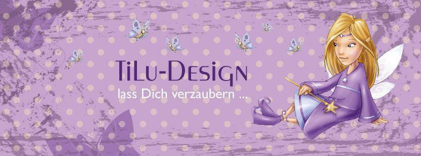 TiLu - Design - Applikationen, Stickdateien, eBooks, Freebooks, Freebies & more - Glückpunkt.