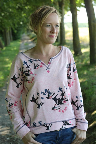 "eBook - ""Ciela"" - Pullover - Needle Love - Glückpunkt."