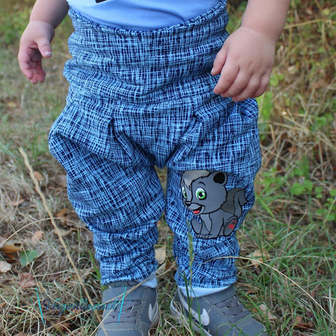 "eBook - ""Linus"" - Hose - Mini & Me Patterns - Glückpunkt"