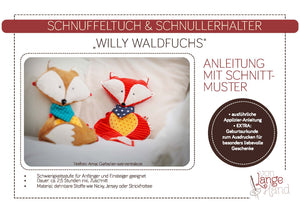 "eBook - ""Willy Waldfuchs"" - Schmusetier - von Lange Hand"