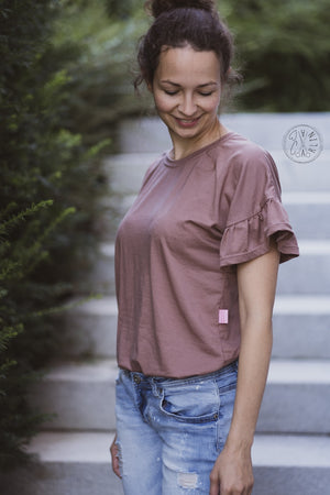 "eBook - ""Basic Oversize Shirt Damen #20"" - Shirt - Lemel Design"