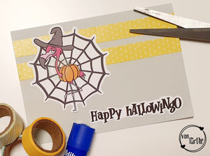 "Plotterdatei - ""Elmo Hallowingo"" - Oma Plott"