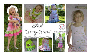 "eBook - ""Daisy Dress"" - Tanzkleid -  Herzensbunt Design"