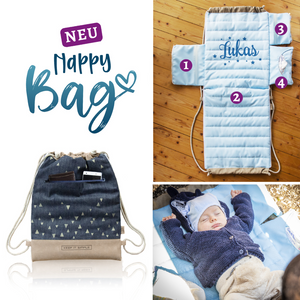 "eBook - ""Nappy Bag"" - Eingfadelt"