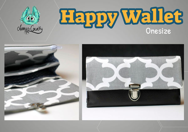 "eBook - ""Happy Wallet"" - Geldbörse - Annas-Country"