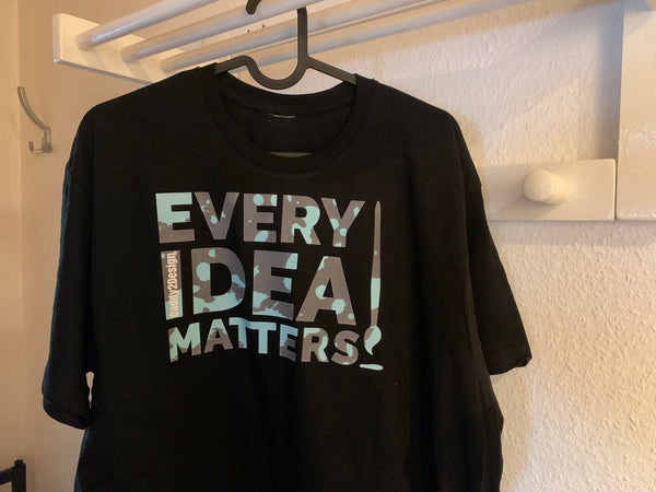 "Plotterdatei - ""KLECKS SPRÜCHE - EVERY IDEA MATTERS - DEIN STYLE!"" - Design - Daddy2Design"