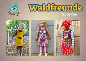 "eBook - ""Waldfreunde"" - Kleid -  Annas-Country"