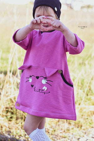 "eBook - ""Oversize Kleid & Longhoodie"" - Lemel Design"