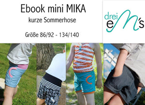 "eBook - ""Mini Mika"" - Hose - Drei eMs"
