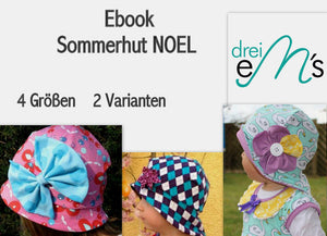 "eBook - ""Noel"" - Hut - Drei eMs"