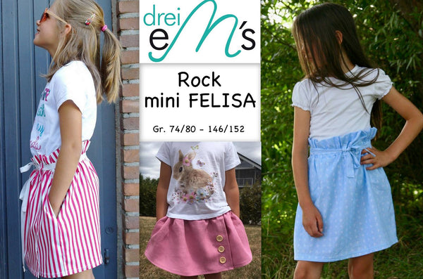 "eBook - ""FELISA Mini"" - Rock - Drei eMs"