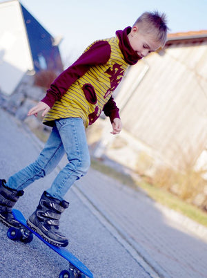"eBook - ""Rico"" - Skaterpullover - Piechens"