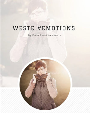 "eBook - ""Emotions"" - Weste - From Heart to Needle"