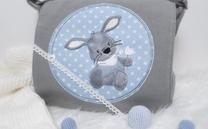 "Stickdatei - ""Hase Max"" 10x10 - Stuff-Deluxe"