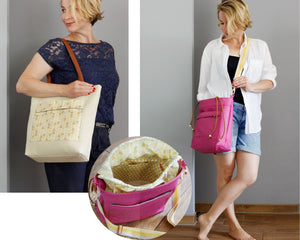 "eBook - ""Bucket Bag Jenna"" - Tasche - Unikati"