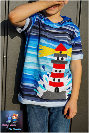 "eBook - ""Skaterboy"" - Sommershirt - Engelinchen Design"