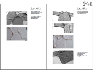 "eBook - Jacke ""Brio"" - Pattern4kids"