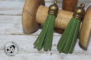 "Quaste/Franse - ""Antique Tassel"" - 2er Set - 48mm"