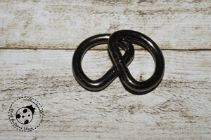 "D-Ring - ""Metall Big"" - 20 mm (2er Set)"