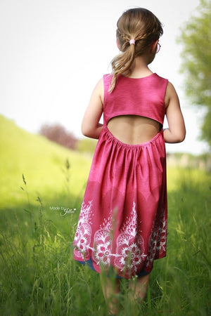 "eBook - ""Breezy Summer Dress"" - Top/Tunika/Kleid - Schneiderline"