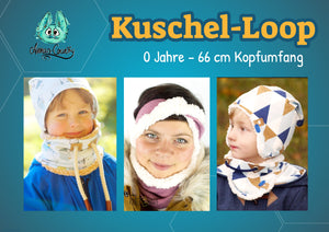 "eBook - ""Kuschel-Loop"" - Schal -  Annas-Country"
