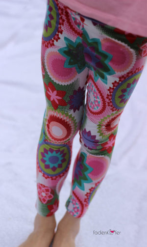 "eBook - ""Stelzenhülle Kinder"" - Leggings/Socken - Fadenkäfer"