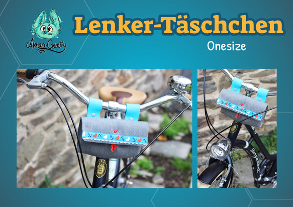 "eBook - ""Lenkertasche"" - Lenker - Annas-Country"