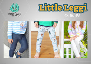 "eBook - ""Little Leggi"" - Leggings - Annas-Country"