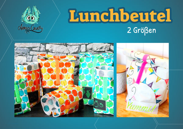 "eBook - ""Lunchbeutel"" - Tasche - Annas-Country"