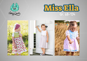 "eBook - ""Miss Ella"" - Kleid -  Annas-Country"
