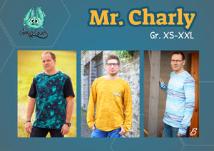"eBook - ""Mr. Charly"" - Shirt - Annas-Country"
