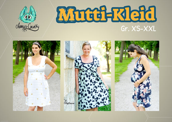 "eBook - ""Mutti Kleid"" - Kleid -  Annas-Country"