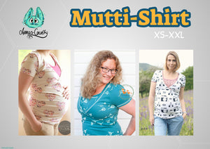"eBook - ""Mutti Shirt"" - Shirt -  Annas-Country"