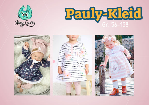 "eBook - ""Pauly-Kleid"" - Kleid -  Annas-Country"