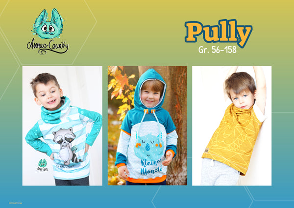 "eBook - ""Pully"" - Pullover -  Annas-Country"
