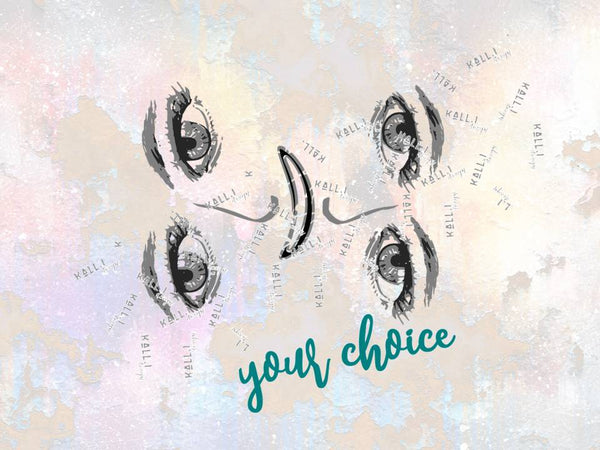 "Plotterdatei - ""Your Choice"" - Kall.i-Design"