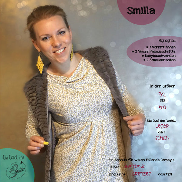 "eBook - ""Damenshirt Smilla"" - Shirt - Susi's Kreation - Glückpunkt."